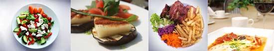 Kulinarisches im Airpark-Restaurant